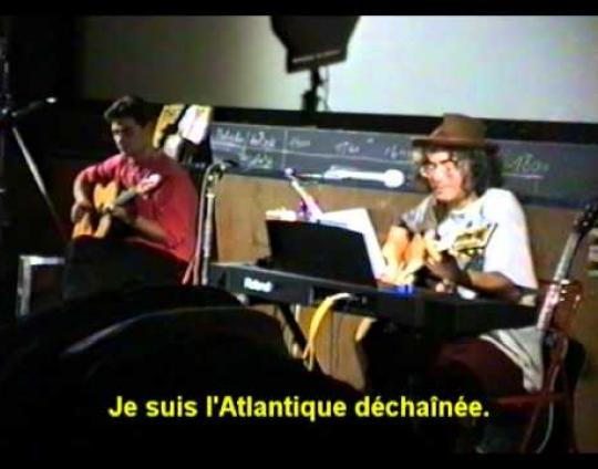 Embedded thumbnail for Jean-Bernard Descharles, soliste, L' envers des corps (fr + stfr)