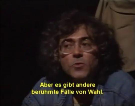 Embedded thumbnail for Alain Stan, Forum Schwechat, Wählerisch (de + de Untertiteln)