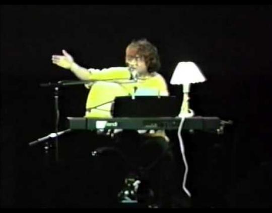 """Embedded thumbnail for Alain Stan, Ega Theater, """"S-Bahn Station"""" (de)"""