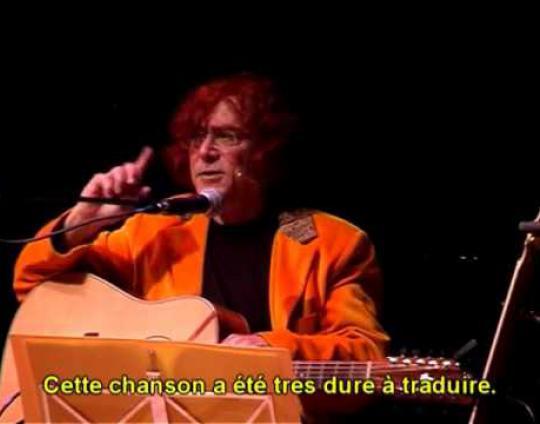 Embedded thumbnail for Alain Stan, Brucknerhaus Linz, Qu'en dira-t-on ( de + de oberen Untertiteln + stfr)